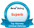 Best AVVO Rating